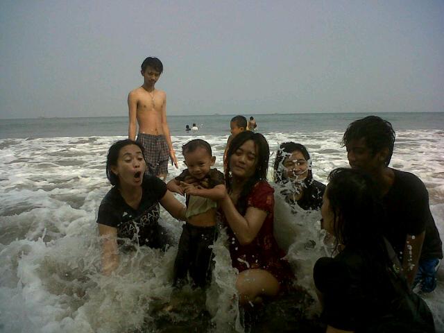 @Carita beach